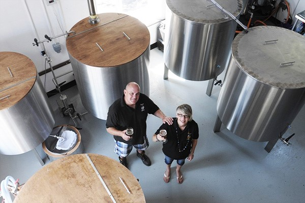 Super Premium Brewery Tour and Lunch for Two at Kissingate Brewery