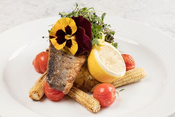 Three Course Meal With Wine For Two At Crowne Plaza Edinburgh - Royal Terrace