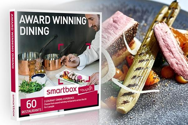 Award Winning Dining  Smartbox By Buyagift