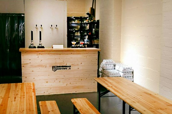Brewery Tour For Two At Birmingham Brewing Company