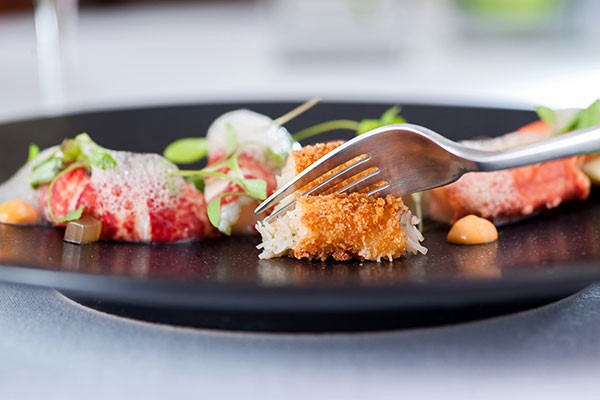 10-course Tasting Menu For Two At Alexander House And Utopia Spa