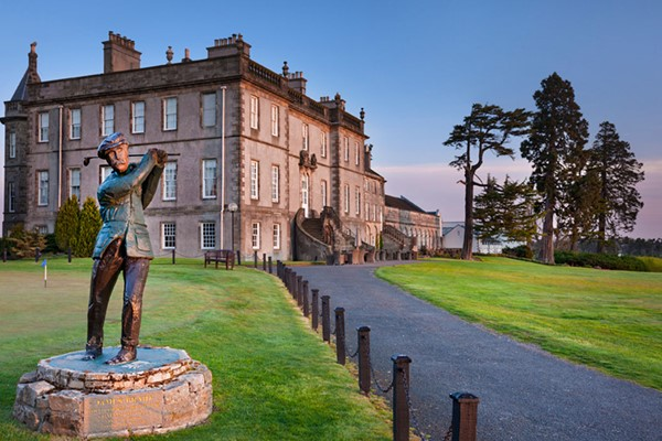 Click to view details and reviews for Overnight Stay With Three Course Dinner For Two At Dalmahoy Hotel And Country Club.