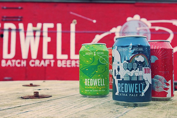 Beer Tasting For Two At Redwell Brewing