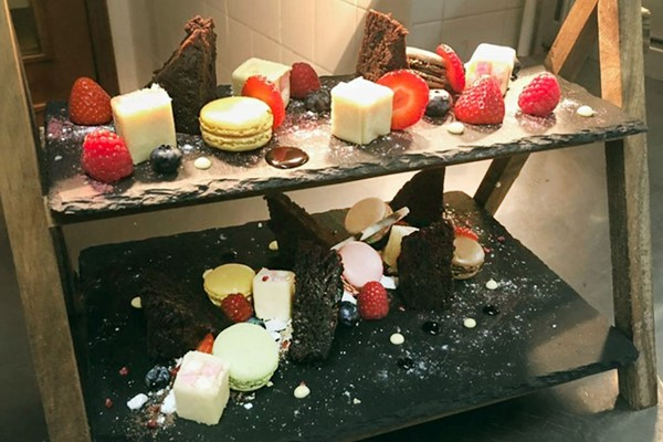 Afternoon Tea For Two At Mill Bar And Grill
