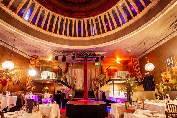 Three Course Meal With Cocktails And A Cabaret Show At Proud Brighton