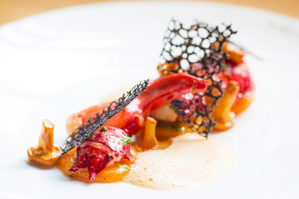 Six Course Tasting Menu For Two At Michael Fowler At Glewstone Court