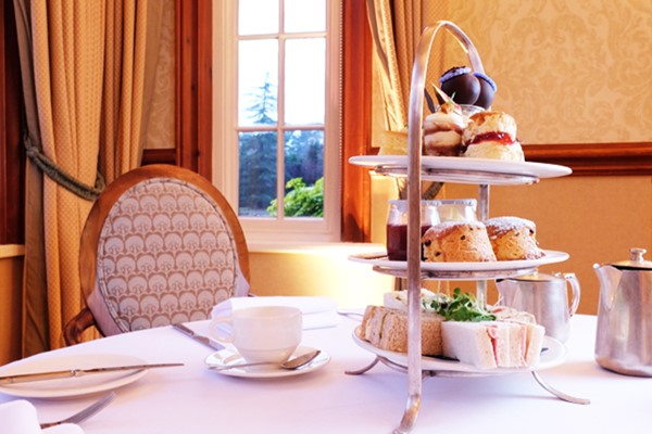 Afternoon Tea For Two At The Winchester Royal Hotel