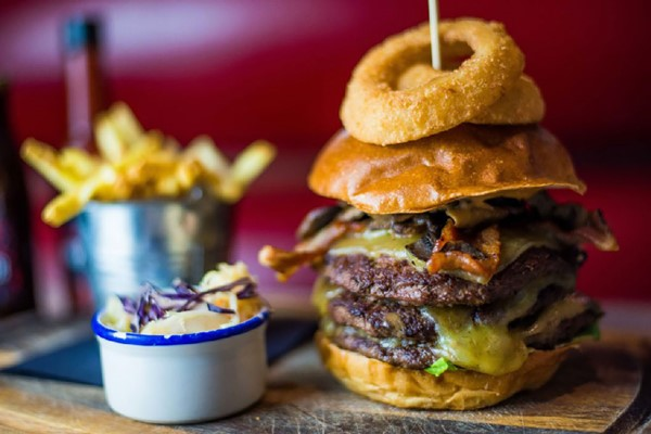 Two Course Brunch With Bottomless Prosecco At Ma Boyles Alehouse And Eatery