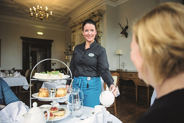 Champagne Afternoon Tea For Two At A Warner Leisure Hotel