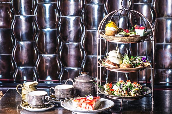 Afternoon Tea Experience For Two At Buddha-bar In Knightsbridge