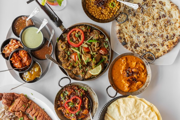 Three Course Meal With Naan And Rice Each For Two At Mumtaz Leeds
