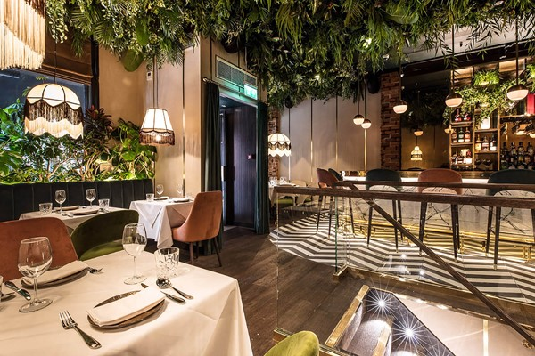 Three Course Michelin Starred Meal With Bubbles For Two At Galvin Packaged