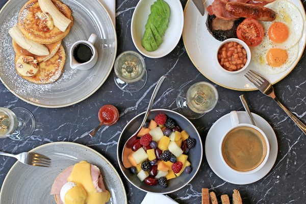 Two Course Bottomless Brunch For Two At Sticky Fingers