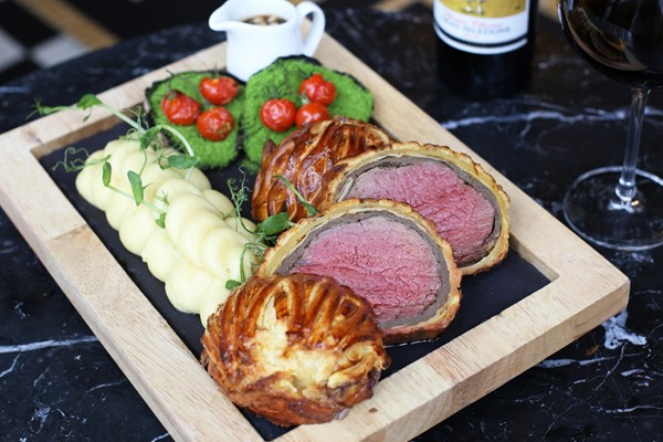 Beef Wellington Dining Experience For Two At Gordon Ramsays Bread Street Kitchen
