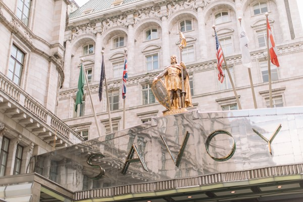 Three Course Lunch And Champagne For Two At Gordon Ramsays Savoy Grill