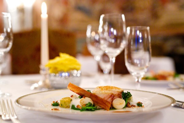 Three Course Meal With Glass Of Wine For Two At Prezo  Wickford