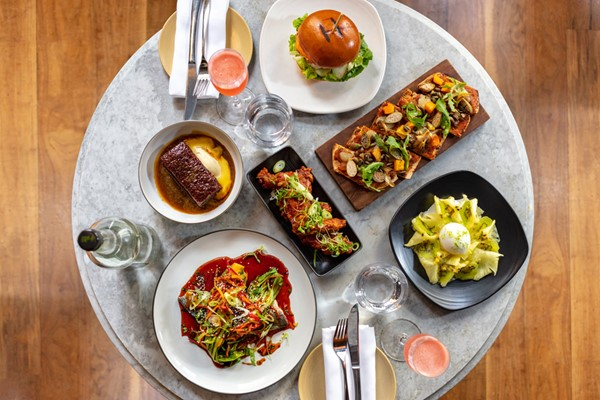 Three Course Meal And Cocktail For Two At Gordon Ramsays Heddon Street Kitchen