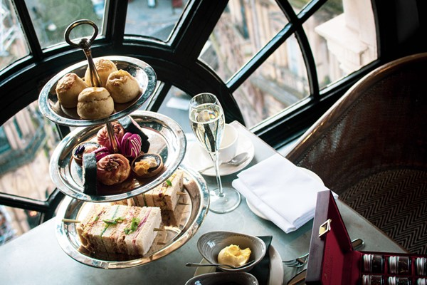 Champagne Afternoon Tea For Two At The Langham London