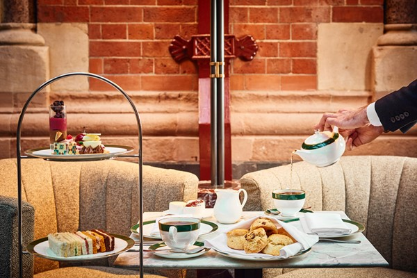 Traditional Afternoon Tea For Two At The Bedford Hotel