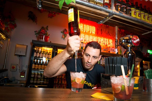 Cocktail Masterclass Experience For Two At Cabana