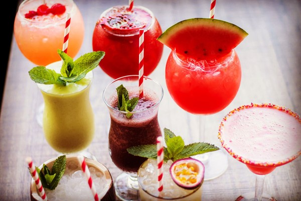 Cocktail Masterclass And Three Course Meal For Two At Cabana