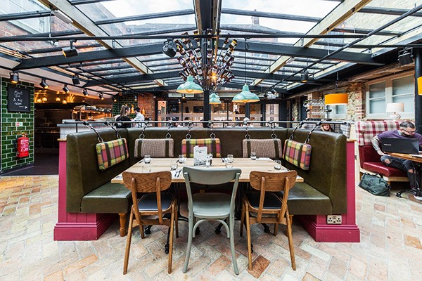 Three Course Meal With Wine For Two At The Bull Hotel  Olney