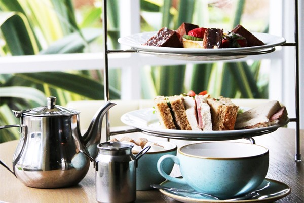 Afternoon Tea For Two At The Wild Pheasant Hotel And Spa