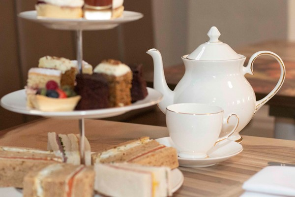 Champagne Afternoon Tea For Two At Chimney House Hotel