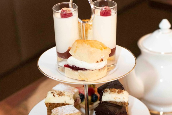 Afternoon Tea For Two At Shiva Kingsway Hall Hotel