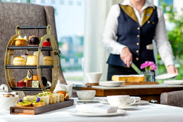 Afternoon Tea For Two At InterContinental London   The O2