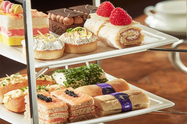 Afternoon Tea For Two At Bovey Castle Hotel  Devon