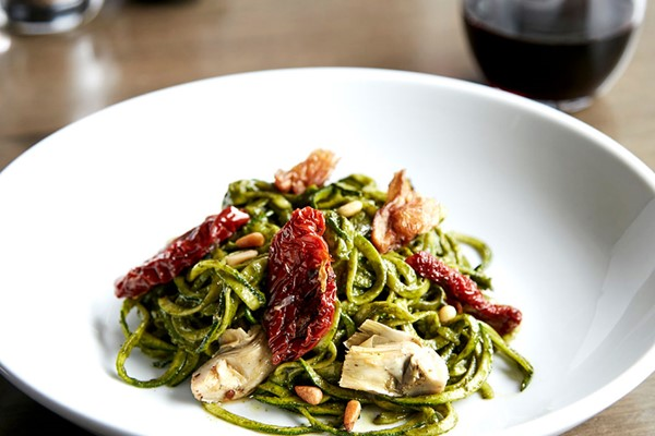 Gourmet Dining Experience For Two In Searcys Osteria At The Barbican Centre