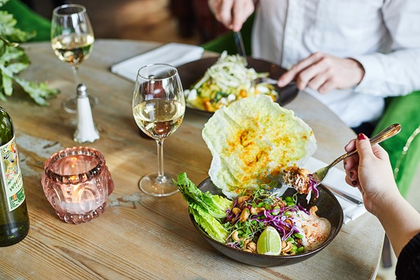 Three Course Meal With A Glass Of Wine For Two At Bills Restaurant