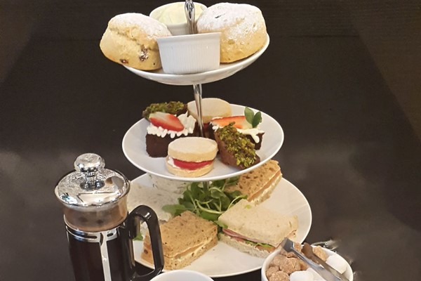 Afternoon Tea At The Richmond For Two