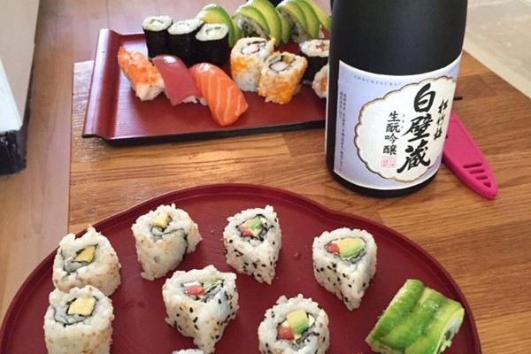 Introduction To Sushi Class For One At Sushi Queen