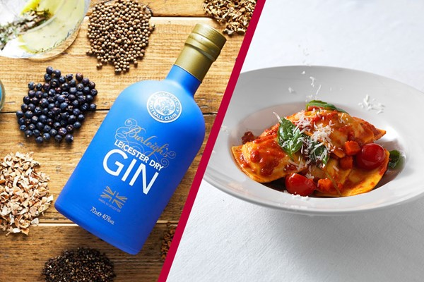 Buy Gin Masterclass at 45 Gin School and Three Course Meal with a Glass of Wine at Prezzo for Two