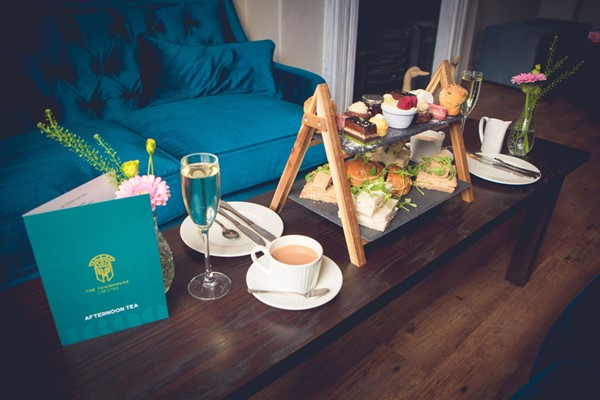 Sparkling Afternoon Tea For Two At The Richmond
