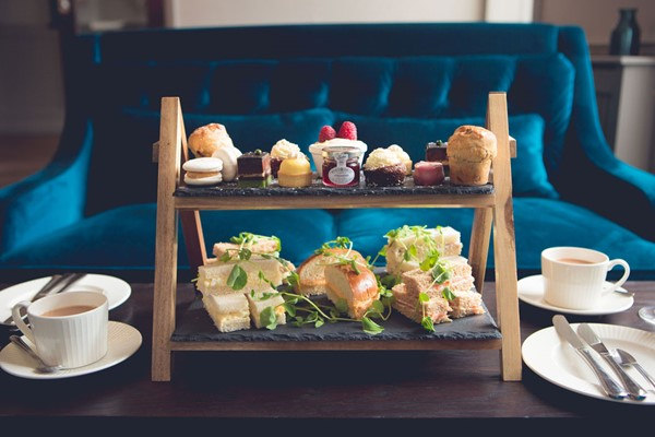 Afternoon Tea For Two At The Townhouse Chester
