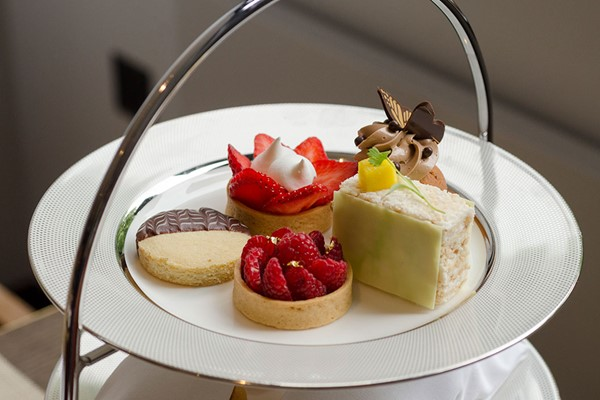 Afternoon Tea For Two At The Athenaeum  Special Offer