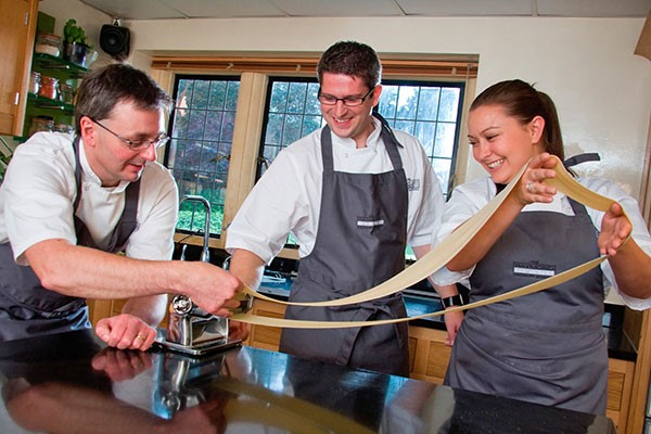 Half Day Cookery Course For One At The Raymond Blanc Cookery School At Belmond Le Manoir