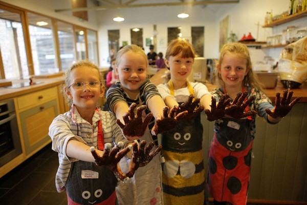 Family Cooking Experience For One Adult And One Child At Harts Barn Cookery School