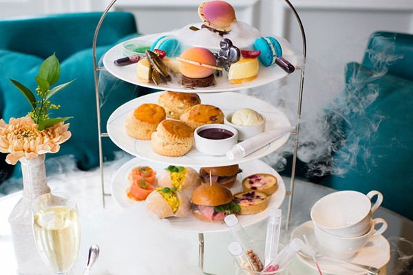 Science Themed Afternoon Tea For Two At The Ampersand Hotel