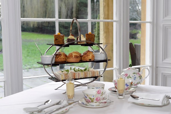 Buy Hendricks Gin Afternoon Tea for Two at Chiseldon House