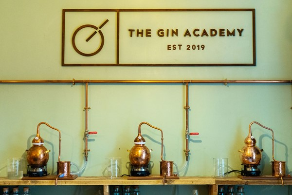 Buy Gin Tasting and Making Experience for Two at The Gin Academy Norwich
