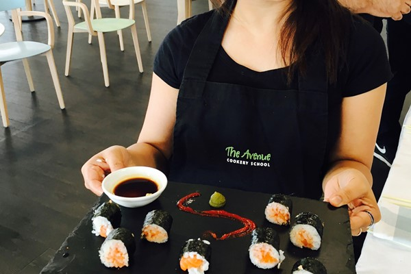 Sushi And Sake Masterclass For Two At Inamo Covent Garden