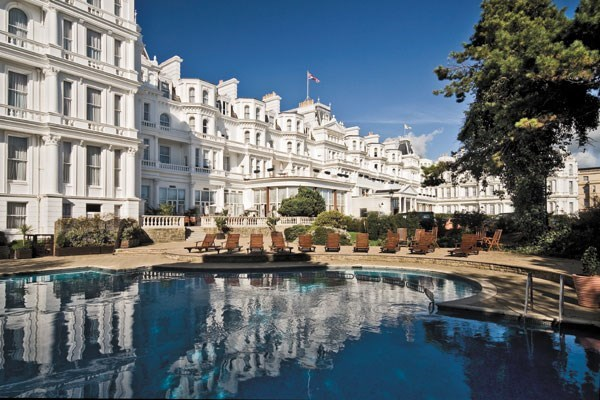 The Food Lovers Choice Experience For Two At The Grand Hotel - Special Offer