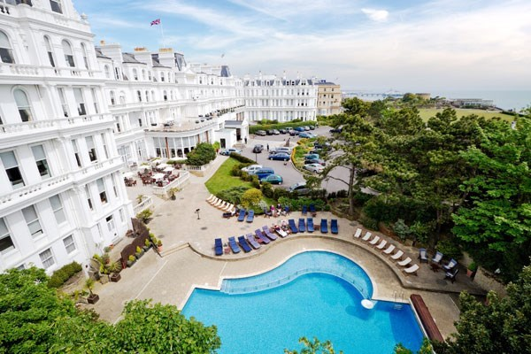 Two Night Stay At Best Western Royal Clifton Hotel With Dinner