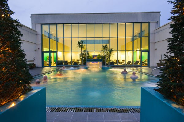 One Night Break With Breakfast For Two At The Malvern Hotel And Spa