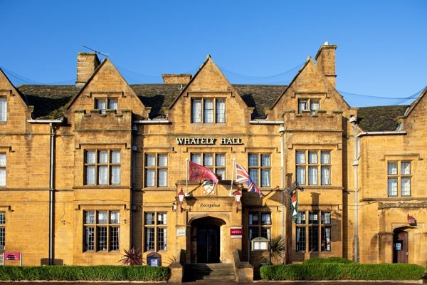One Night Stay With Breakfast At The Belhaven Hotel For Two