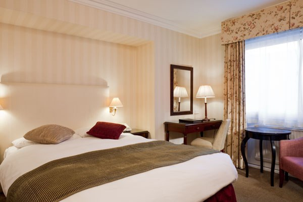 Two Night Break With Dinner For Two At H´tel Le Brunet  France